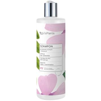 VIS PLANTIS Shampoo for dry and matte hair - LUKRECJA 400ml