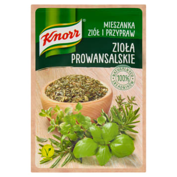 KNORR A mixture of herbs and spices herbes de Provence 10g