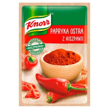 KNORR Hot pepper from Spain 20g