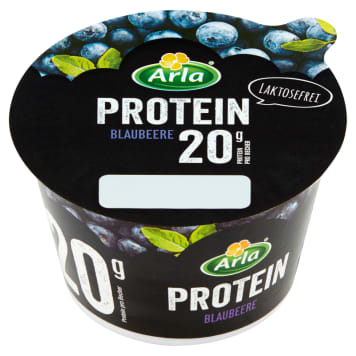 ARLA Protein High-protein blueberry cheese 200g