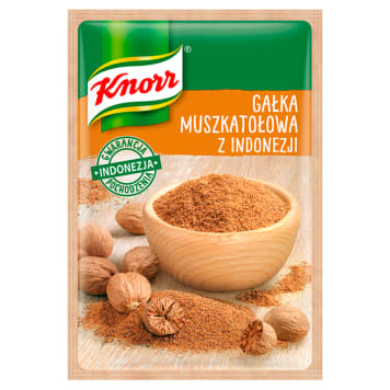 KNORR Nutmeg from Indonesia 10 g