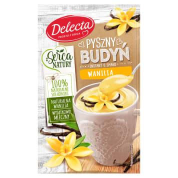 DELECTA Z Serca Natury Delicious instant pudding with vanilla flavor 40g