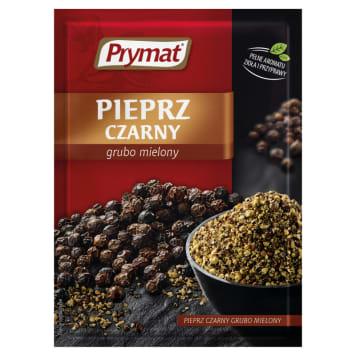 PRYMAT Black pepper coarsely ground 15g