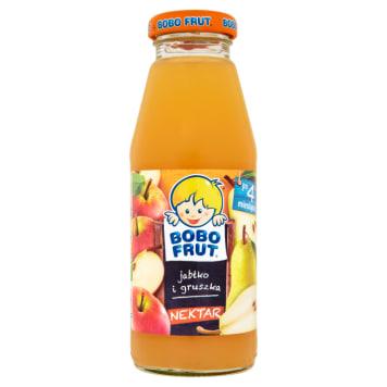 Bobo Frut - Nektar jabłko i gruszka po 6 miesiącu 300ml to pyszny napój dla dzieci bez konserwantów.