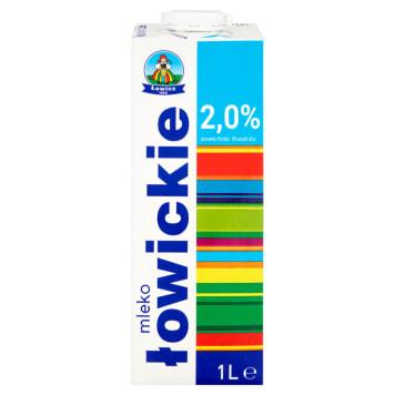 Mleko UHT 2% - łowicz