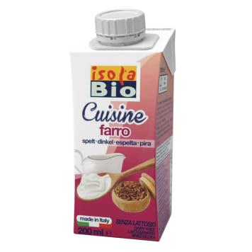 ISOLA BIO BIO spelled cooking cream 200ml