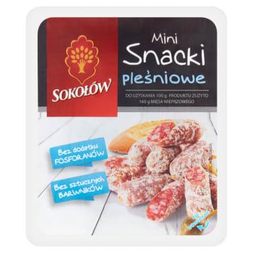 SOKOŁÓW Mini Snack Moldy salami snack 100g