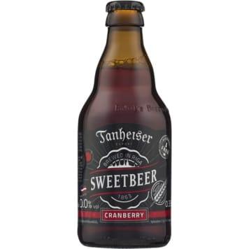 TANHEISER SWEETBEER Napój gazowany CRANBERRY 330ml