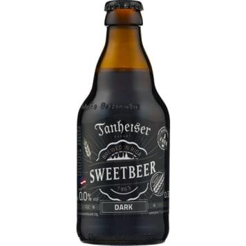 TANHEISER SWEETBEER Fizzy drink PORTER 330ml