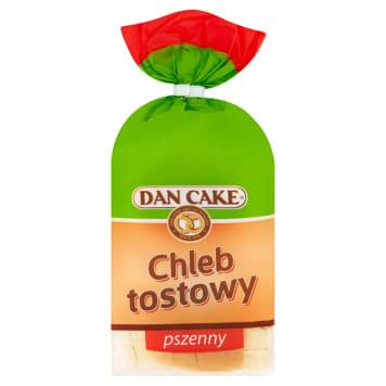 DAN CAKE Chleb tostowy pszenny 250g