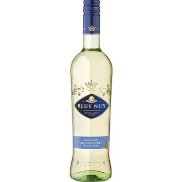 BLUE NUN Wino białe słodkie bezalkoholowe 750ml