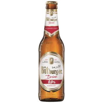 BITBURGER Drive Alcohol free beer 330ml