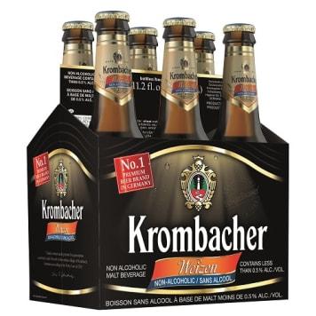 KROMBACHER Weizen Alcohol free beer 1.98l