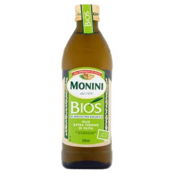 MONINI Bios Olive Oil Extra Vergine BIO 500ml