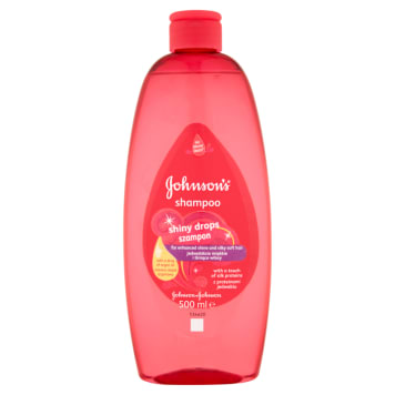 JOHNSONS® Shiny Drops Szampon 500 ml