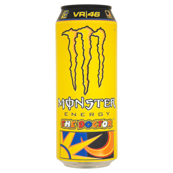 MONSTER Energy The Doctor Energy-aerated drink 500ml