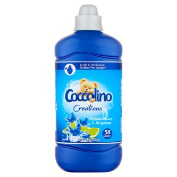 COCCOLINO Creations Rinse Liquid Passion Flower & Bergamot 1.45l