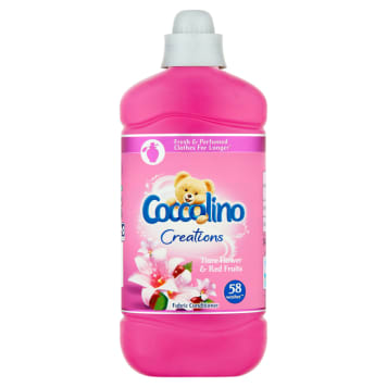 COCCOLINO Creations Mouthwash Tiare Flower & Red Fruits 1.45 l