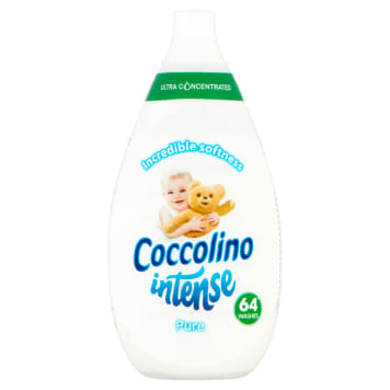 COCCOLINO Intense Concentrate for rinsing Pure 960ml