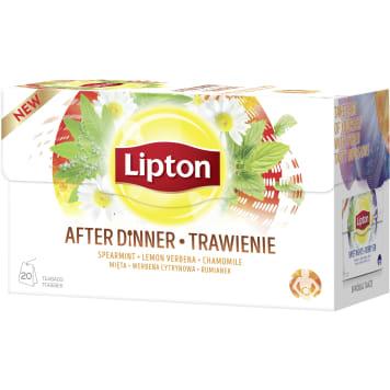 LIPTON Herbatka ziołowa Trawienie 20 torebek 32g
