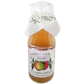 TŁOCZNIA MAURERA Apple juice and nettle BIO 300ml