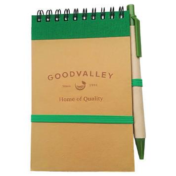 GOODVALLEY Notesik z długopisem 1szt