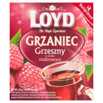 Grzaniec Grzeszny Malinowy - Loyd Tea