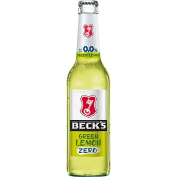BECK'S ZERO Piwo bezalkoholowe Green Lemon 330ml
