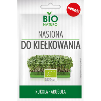 BIONATURO Seeds for arugula sprouting 25g