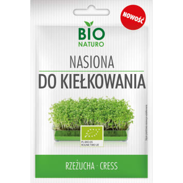BIONATURO Seeds for germination of BIO cress 25g