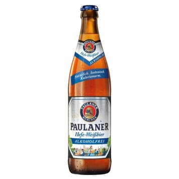 PAULANER Alcohol free beer 500ml