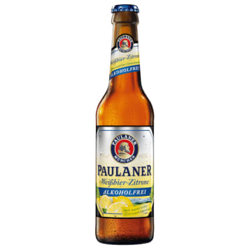 PAULANER Non-alcohol beer Zitrone 500ml