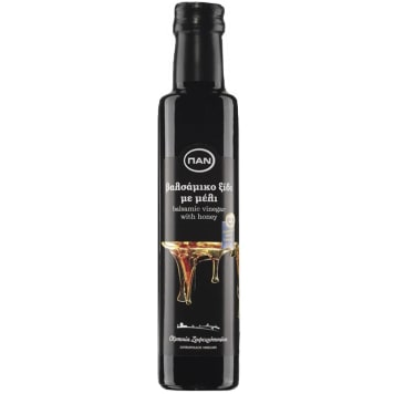 PAN Balsamic vinegar with honey 250 ml
