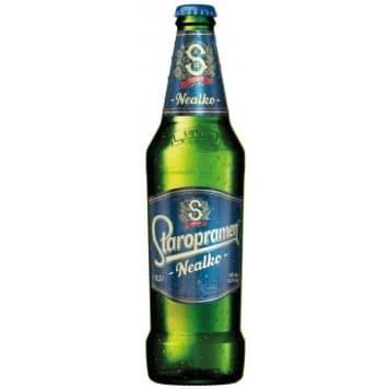 STAROPRAMEN Piwo bezalkoholowe 500ml