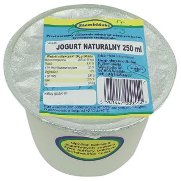 ZIEMBIŃSKI Natural yogurt 250ml
