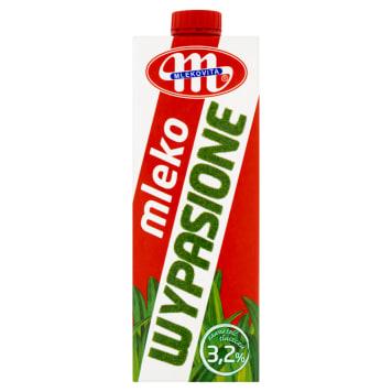 Mleko Wypasione UHT 3,2% 1000ml - Mlekovita