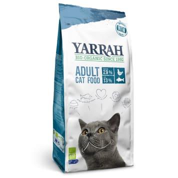 YARRAH Fish - Food for adult cat BIO 800g