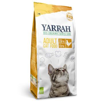 YARRAH Chicken - Food for adult cat BIO 800g