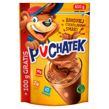 Napój kakaowy instant - Puchatek