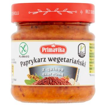 PRIMAVIKA Vegetarian vegetarian with red quinoa 160g