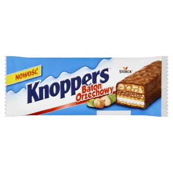KNOPPERS Nut bar 40 g