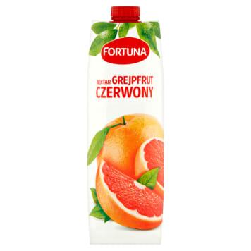Fortuna - Nektar grejpfrut czerwony. Wysoka dawka naturalnej witaminy C.