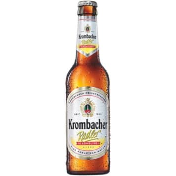 KROMBACHER Non-alcohol beer Radler 500 ml