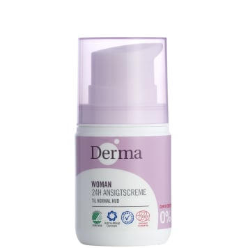 DERMA ECO WOMAN Face cream normal skin 24H 50 ml