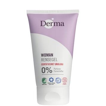 DERMA ECO WOMAN Żel oczyszczający do twarzy 150ml