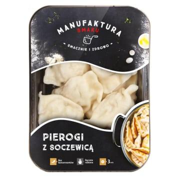 MANUFAKTURA SMAKU Dumplings with lentils 250g