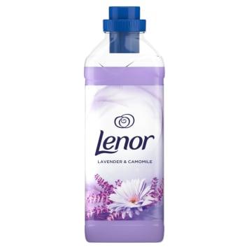 Lenor - Płyn do płukania tkanin. Ubrania miękkie i delikatne w dotyku.