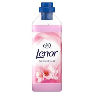 Lenor-Płyn do płukania tkanin Floral. Chroni przed płowieniem kolorów.