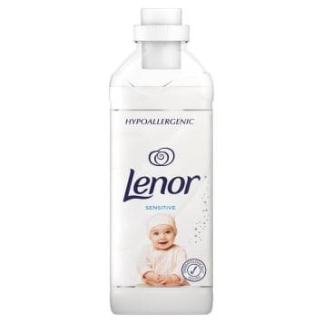 Koncentrat do płukania tkanin - Lenor. Twoja skóra może cieszyć się esencją delikatności.