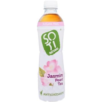 SOTI NATURAL Green Tea with jasmine BIO 530ml